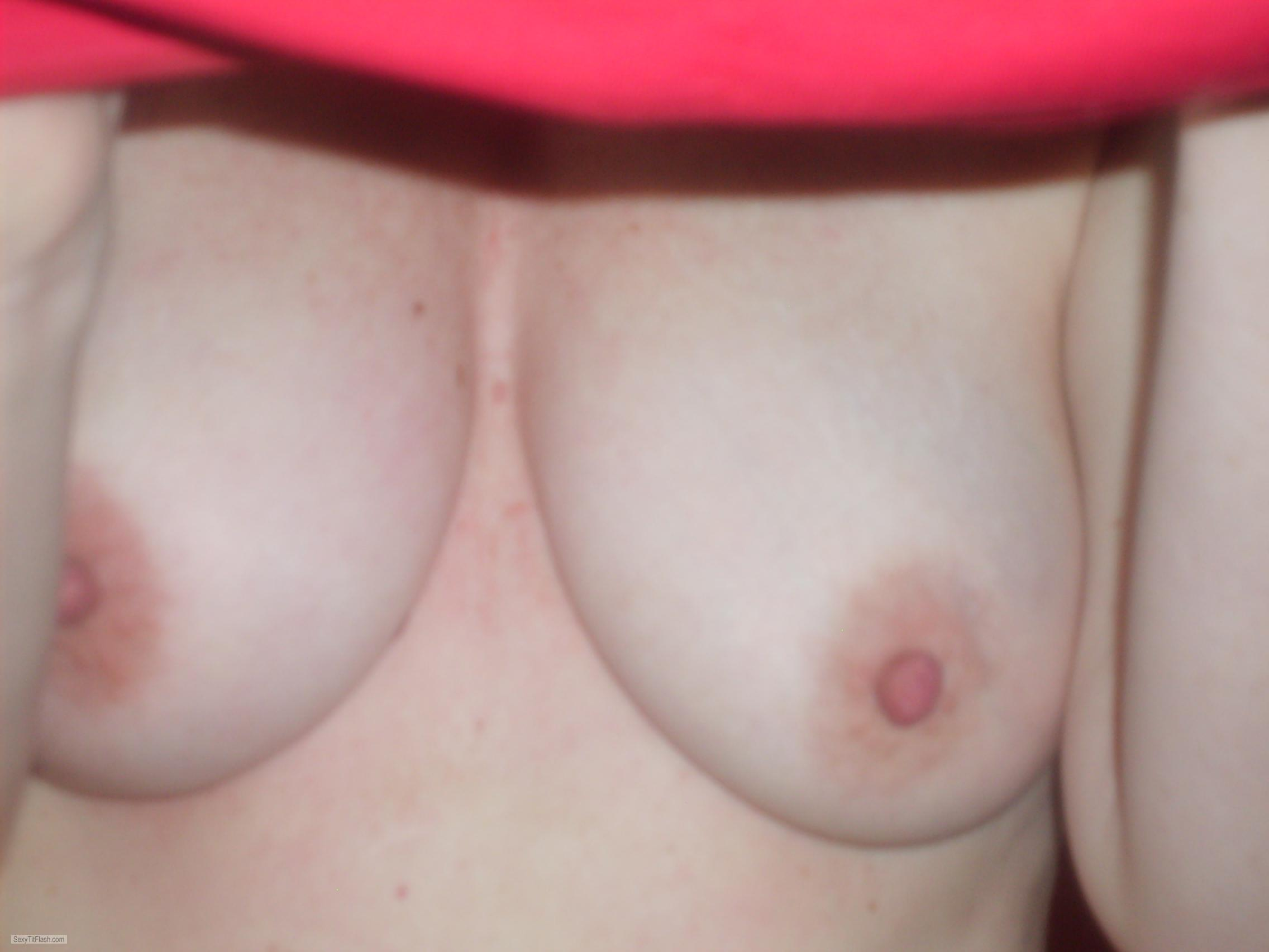 Medium Tits Of My Wife Mrs. Golden