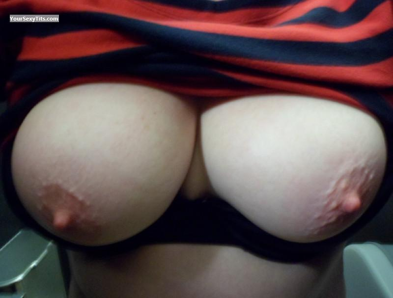 My Medium Tits Selfie by NaughtyWife