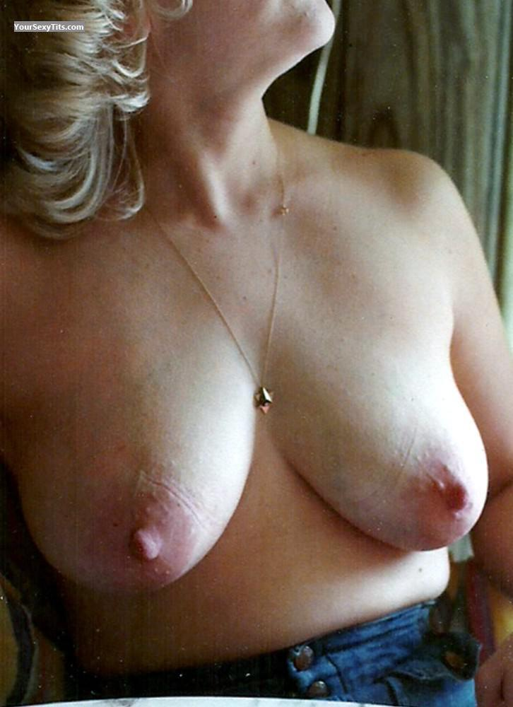 Medium Tits Shy One