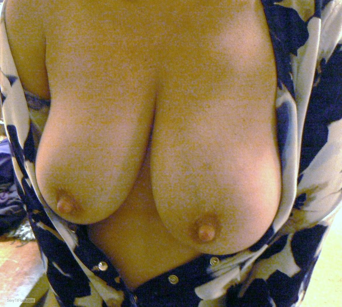Big Tits Of My Wife Lynn