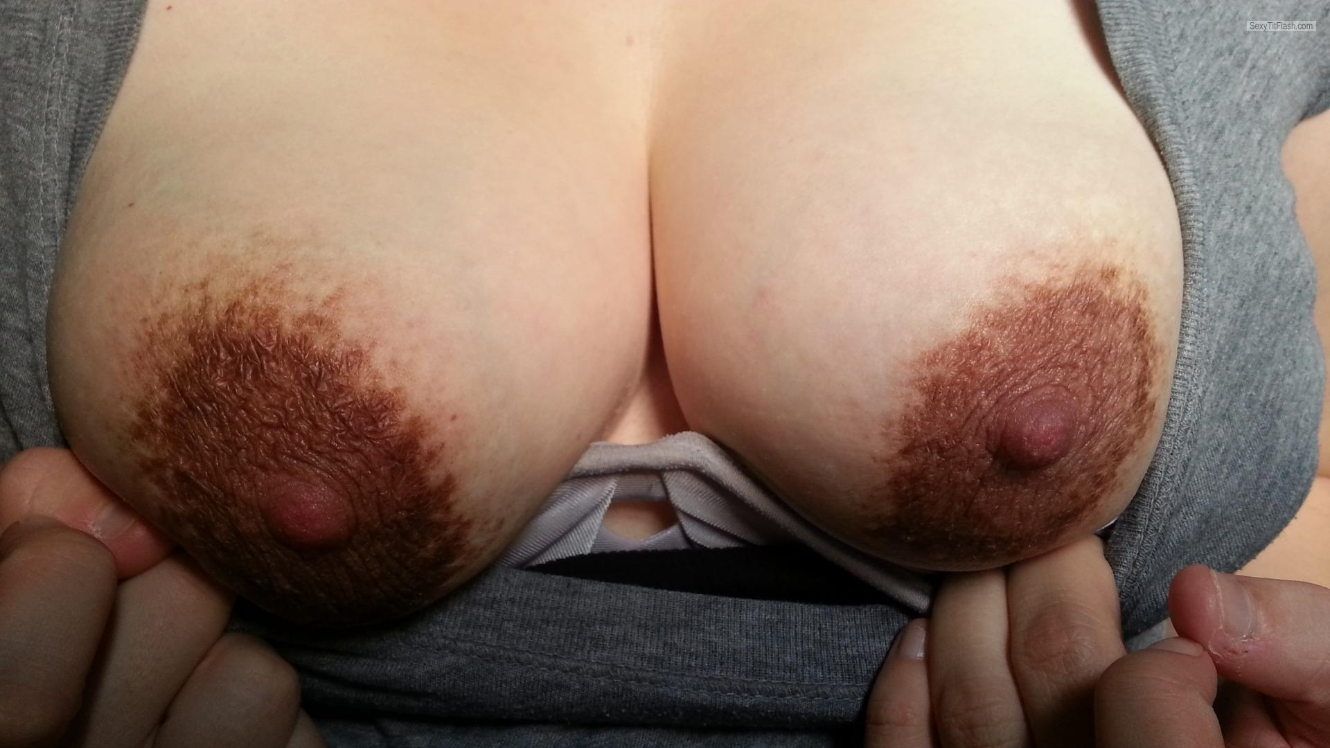 Medium Tits Of My Wife Rate These Great Tits