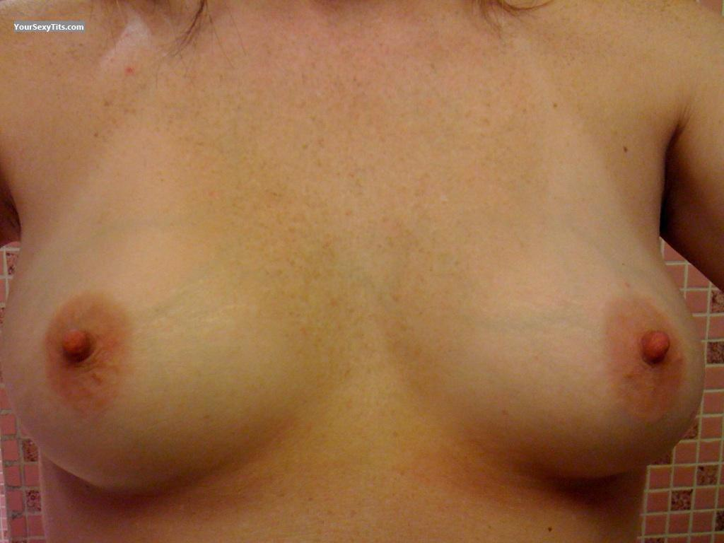 Medium Tits Of My Wife Selfie by Farwest