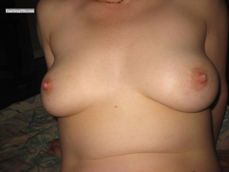 Tit Flash: Medium Tits - AK North 60 from United States