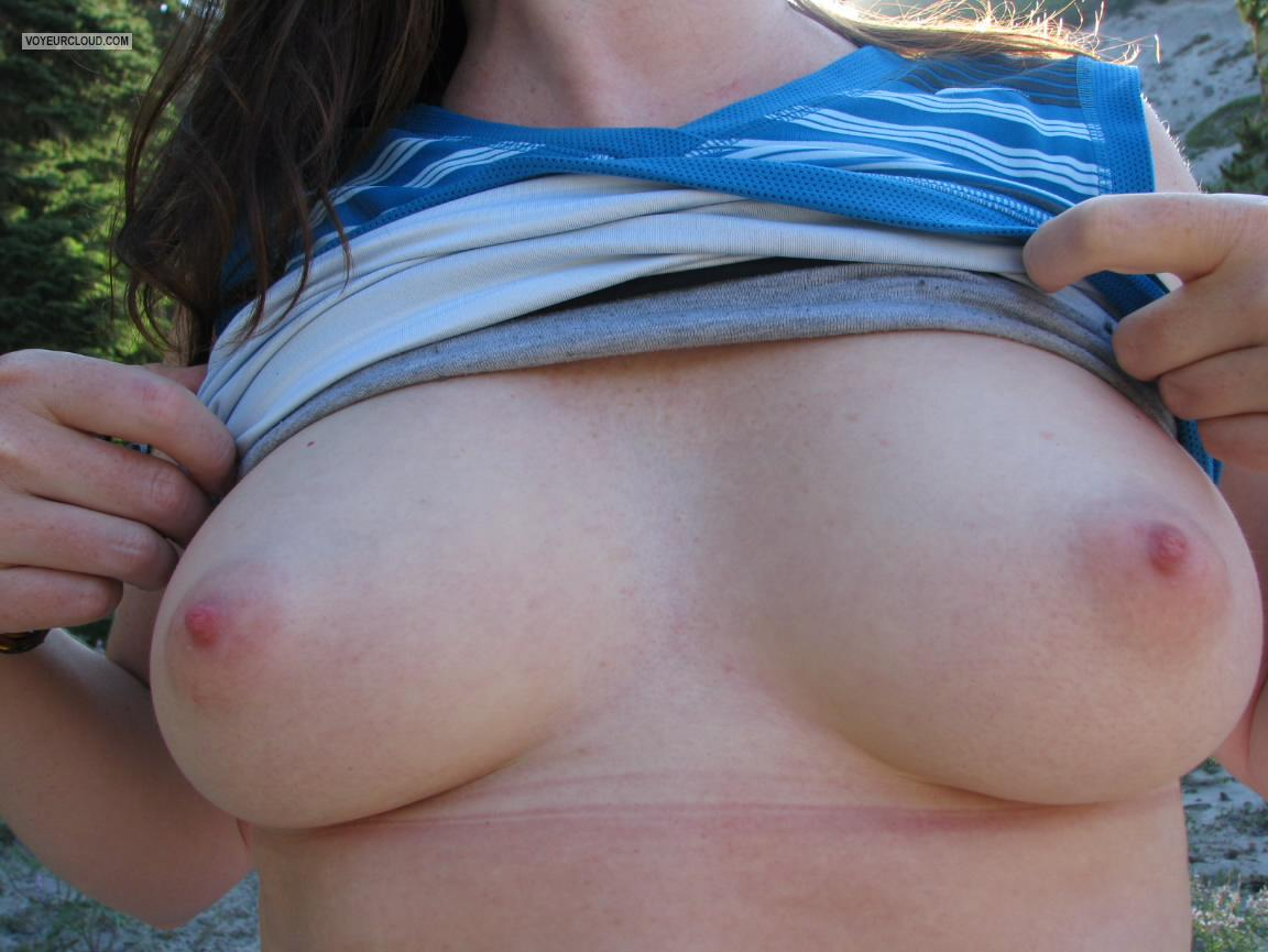 Medium Tits Of My Girlfriend Cakes