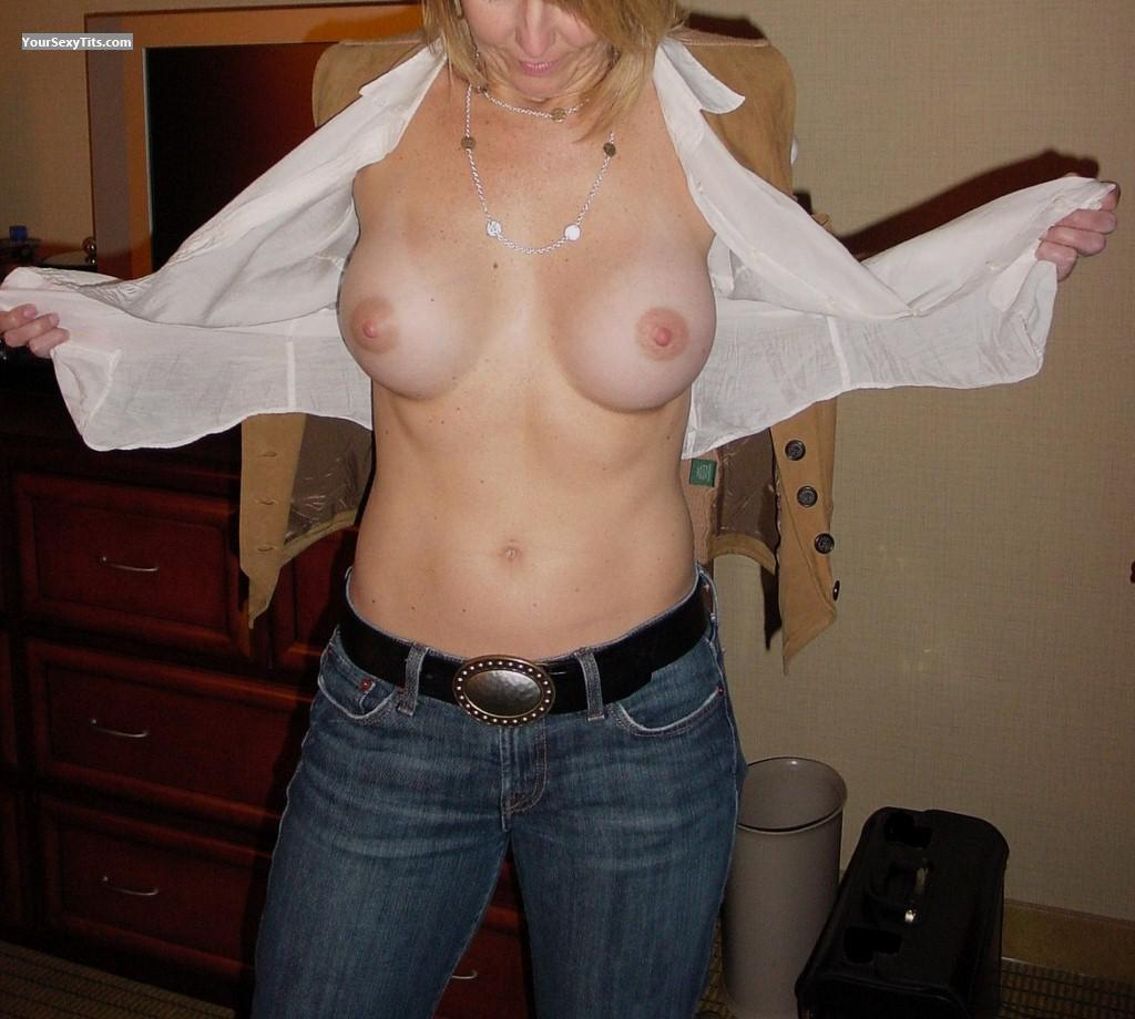 Medium Tits Of My Wife Chrissy