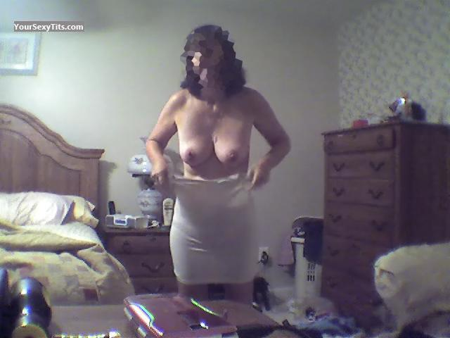 Medium Tits Of My Wife Mature Wife Connie