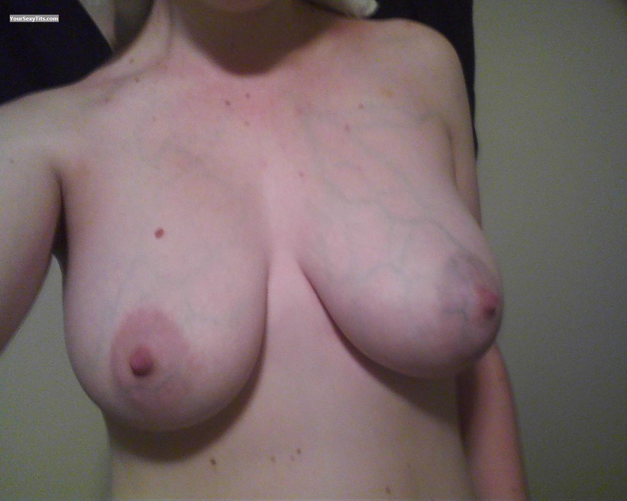 Medium Tits Of A Friend Selfie by Ronnie