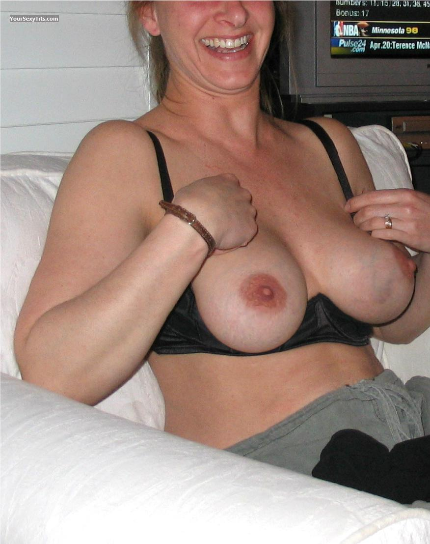 Medium Tits Of My Wife Sandra