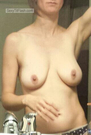 My Medium Tits Selfie by Maria
