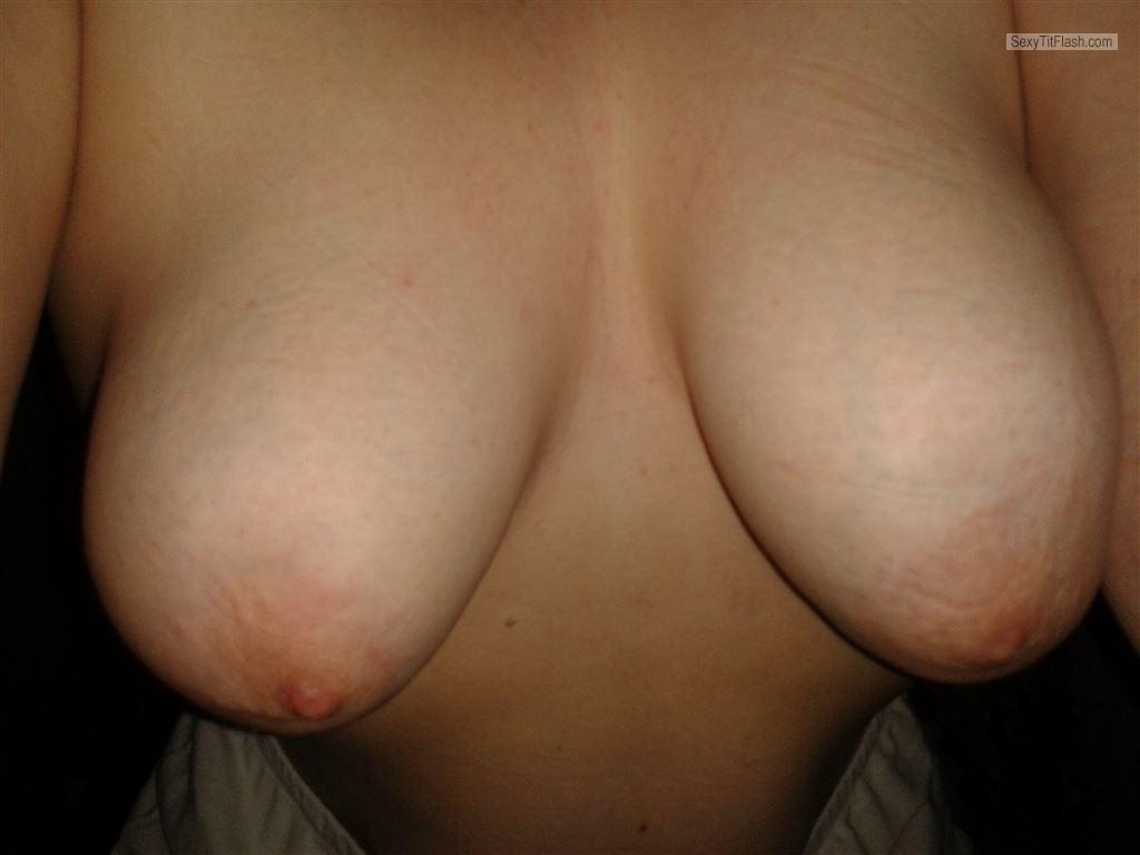 Medium Tits Of My Wife Jana