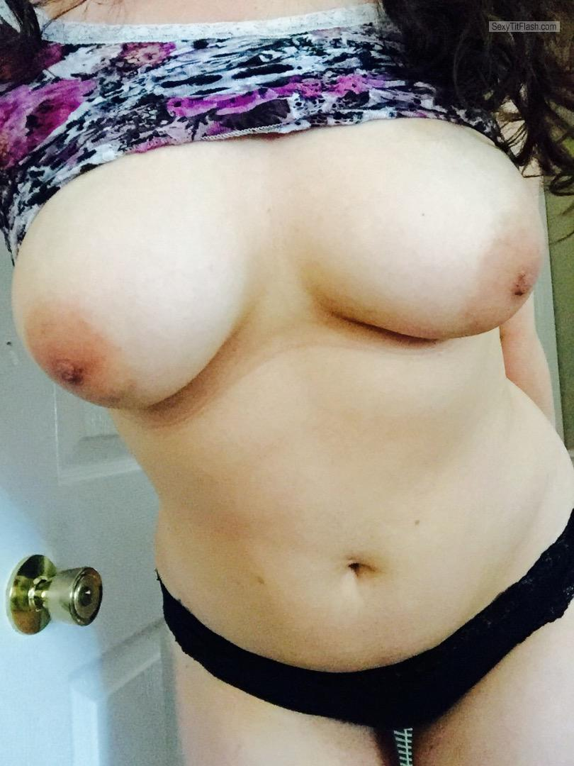 My Medium Tits Showoff
