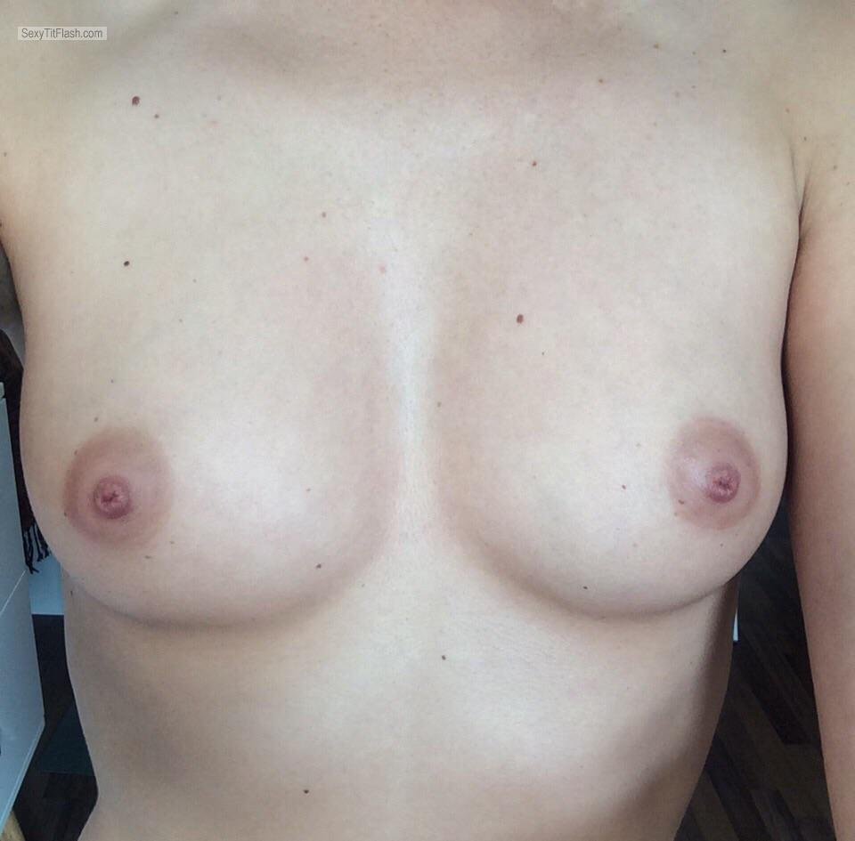 My Small Tits Selfie by Britt
