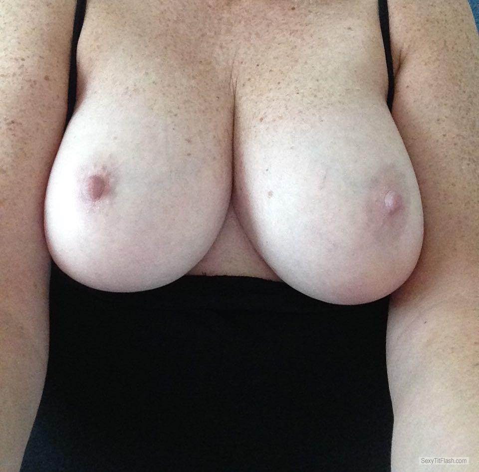 My Medium Tits Selfie by LouSmith