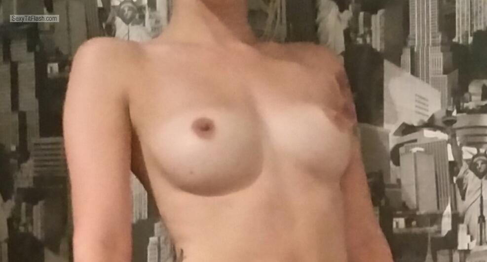 Small Tits Of My Girlfriend BettyBoobs