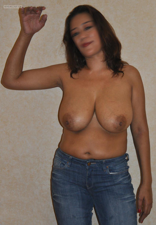 Big tit ex gf