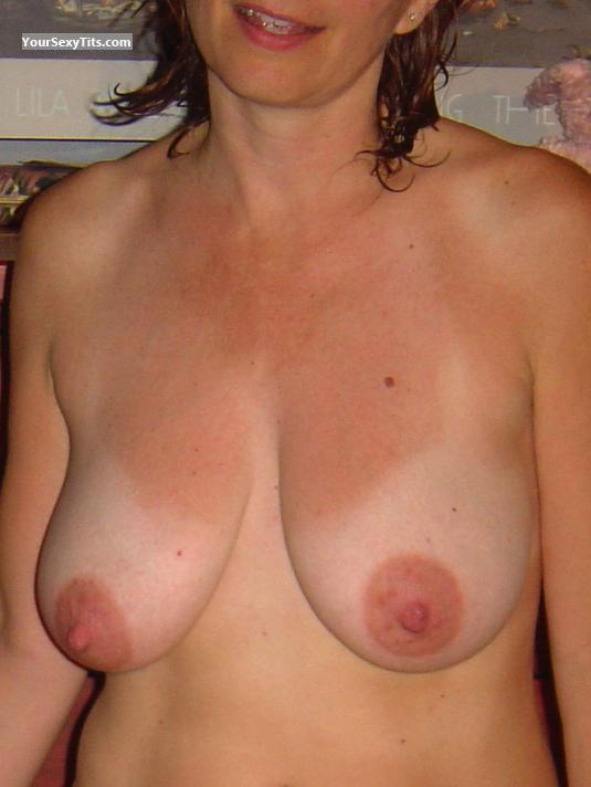 Medium Tits Of My Wife Cheeky