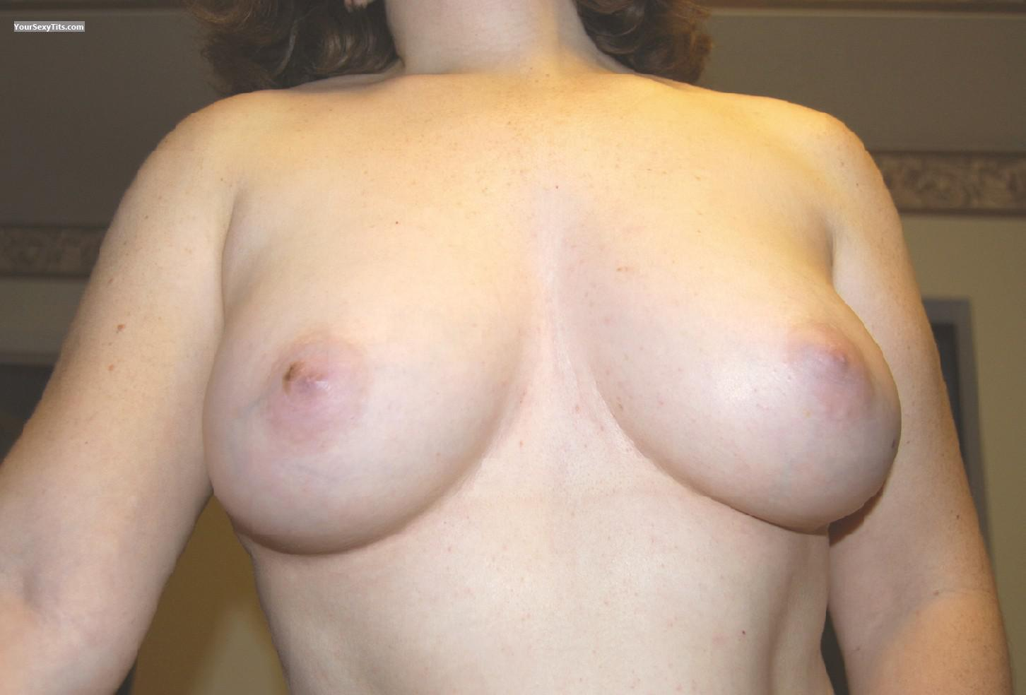 Medium Tits Of My Wife Kacey