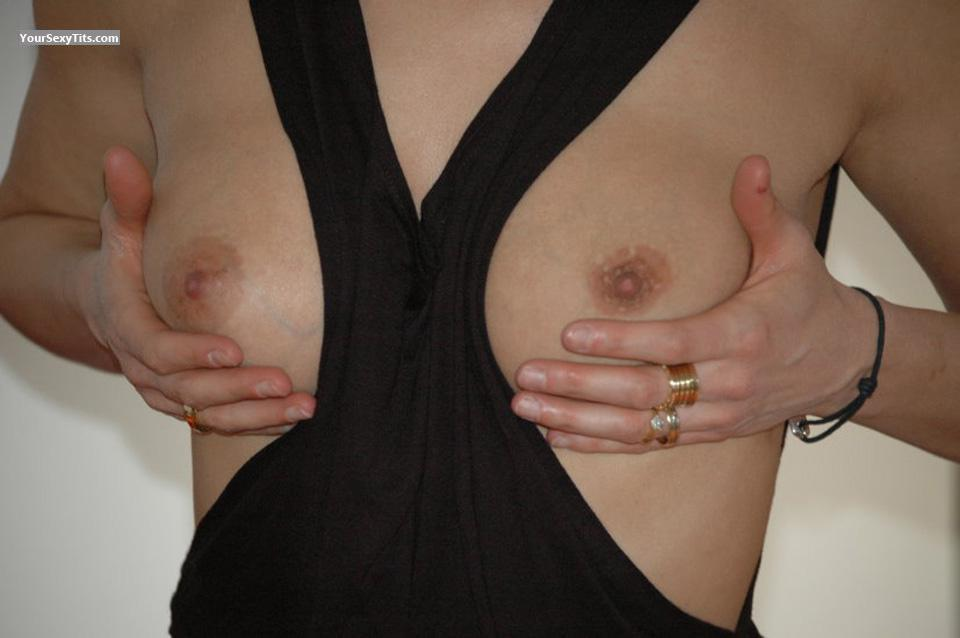 Medium Tits Of My Wife Camilla