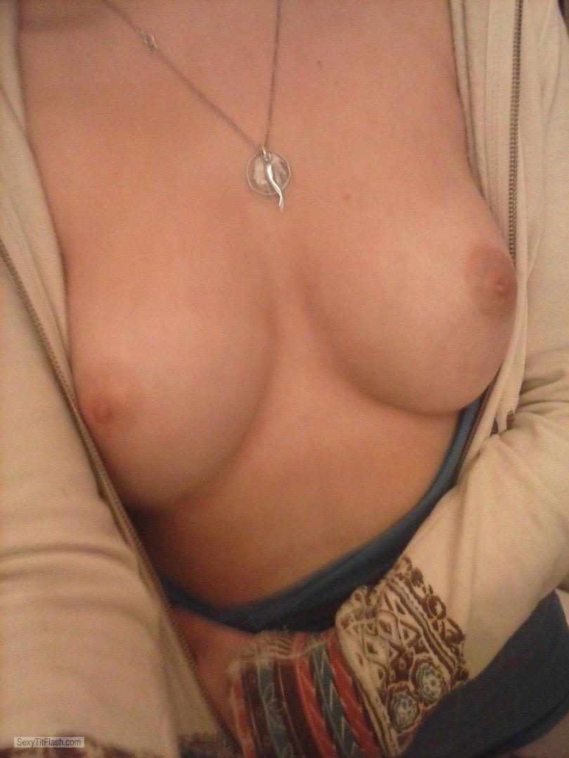 Medium Tits Of My Ex-Girlfriend Selfie by Amanda's Tits