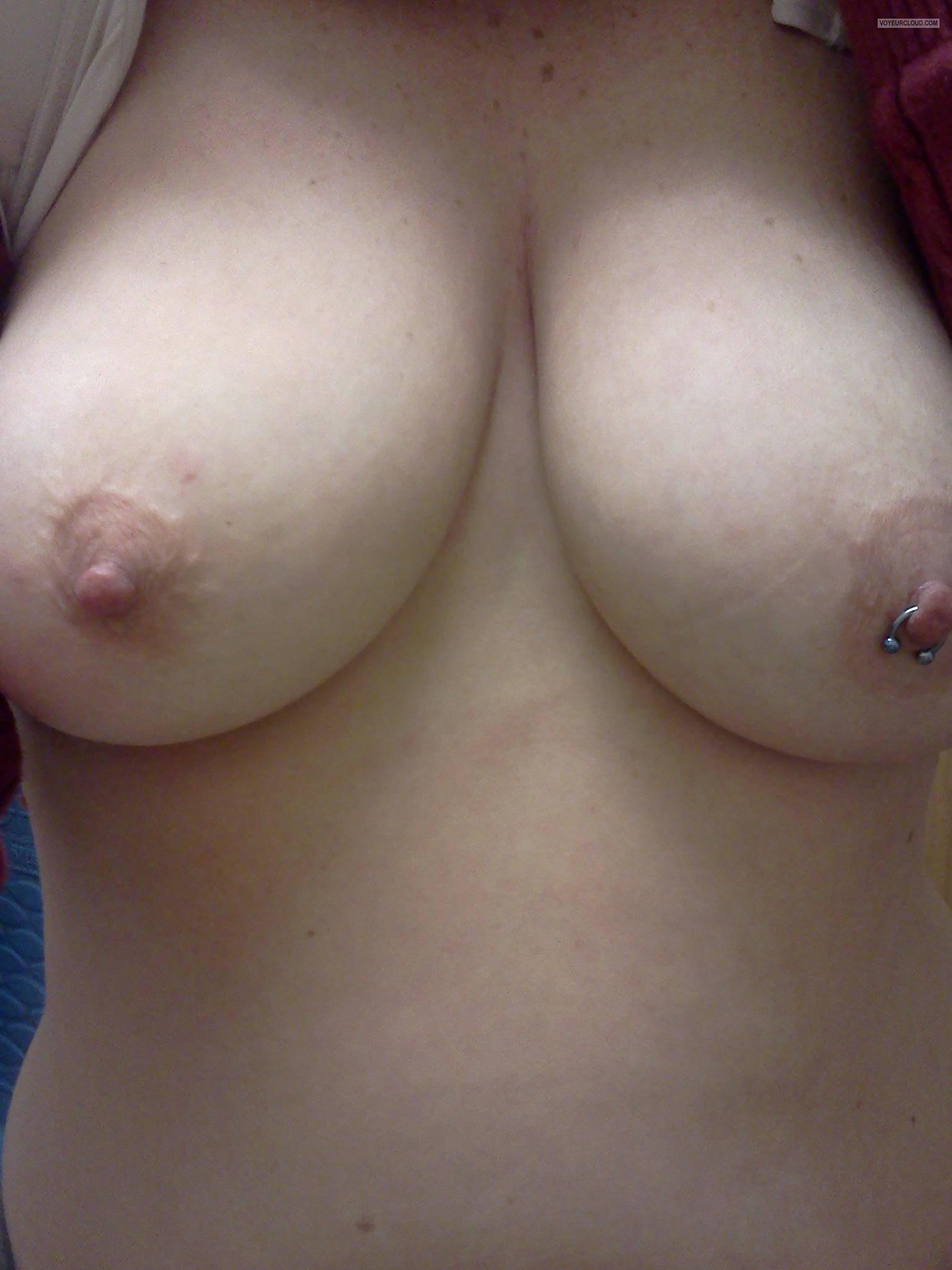 Medium Tits Of My Wife Selfie by Huntsman