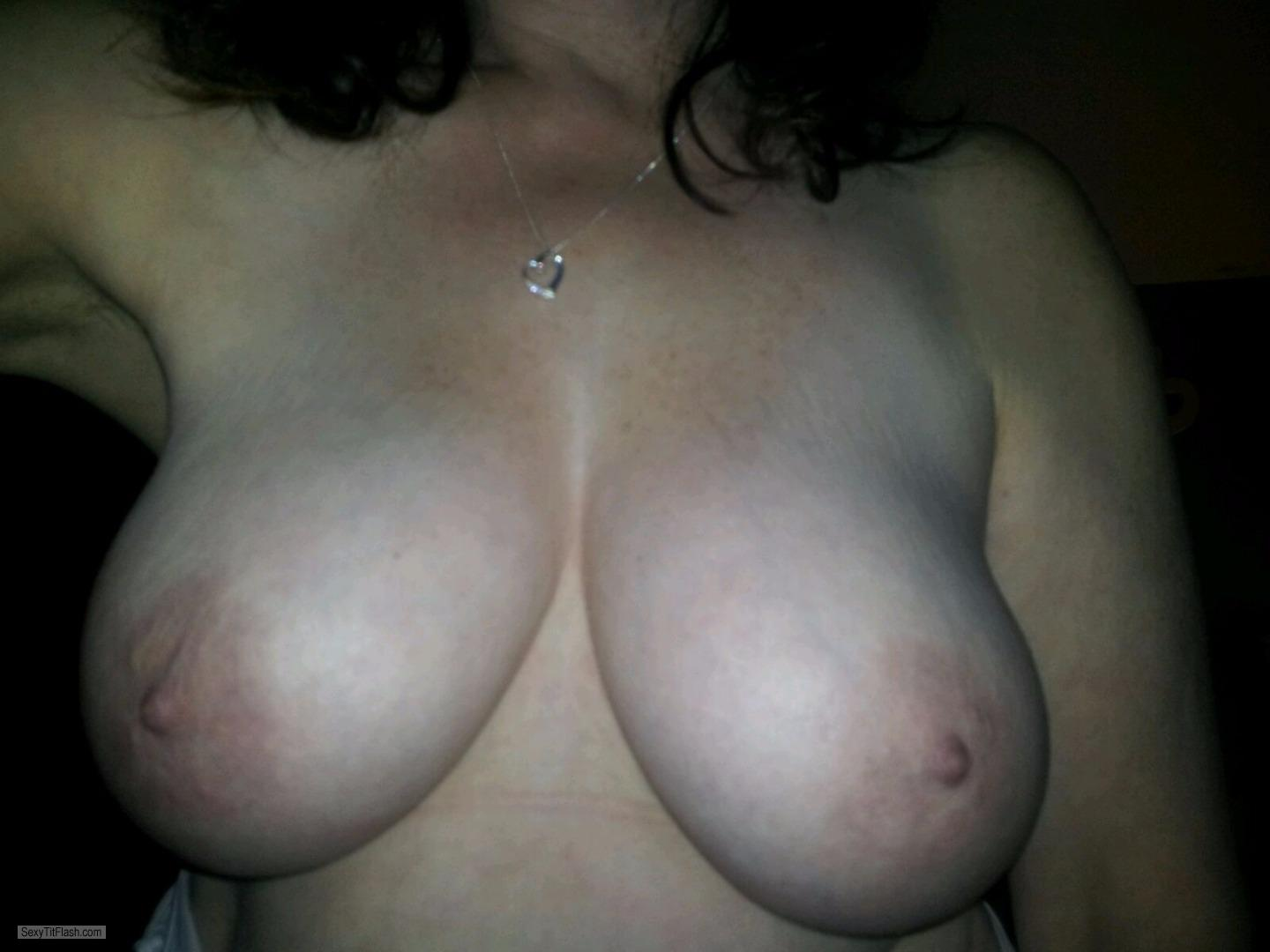 My Medium Tits Topless Liz