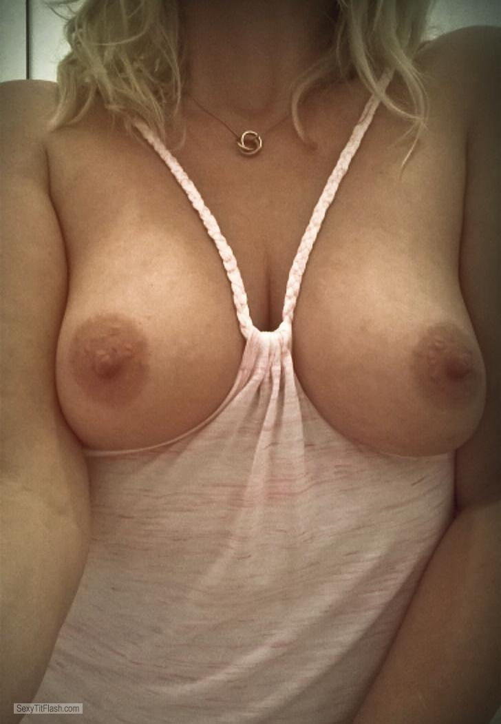 My Medium Tits Selfie by Kitty