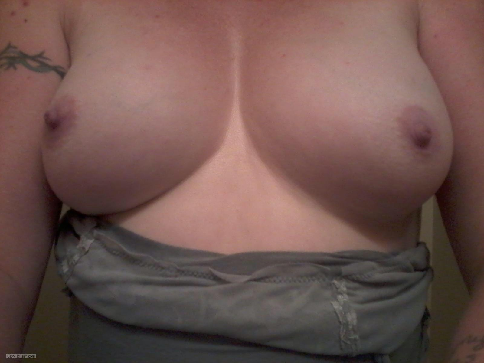 My Medium Tits Selfie by Tffy
