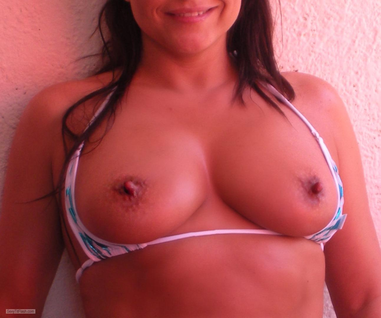 My Medium Tits NIPPLICIOUS