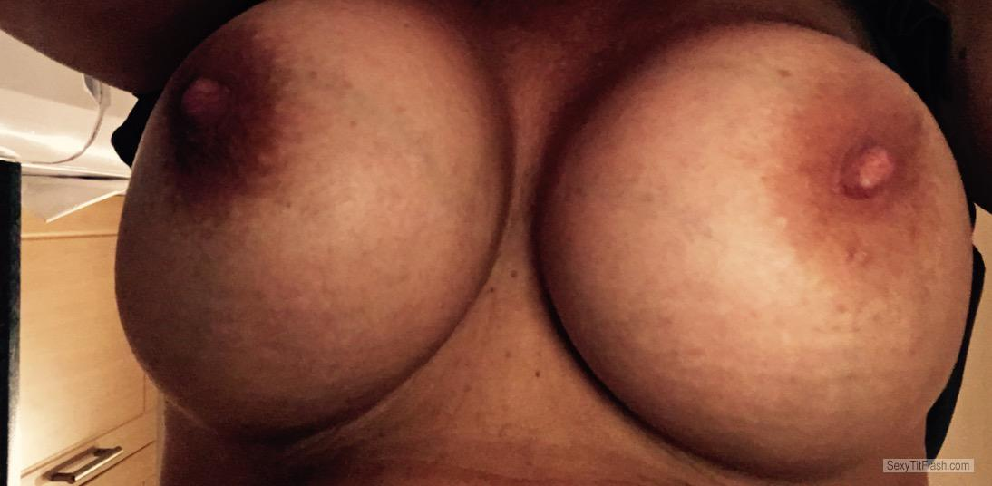 My Medium Tits Topless Justboobies