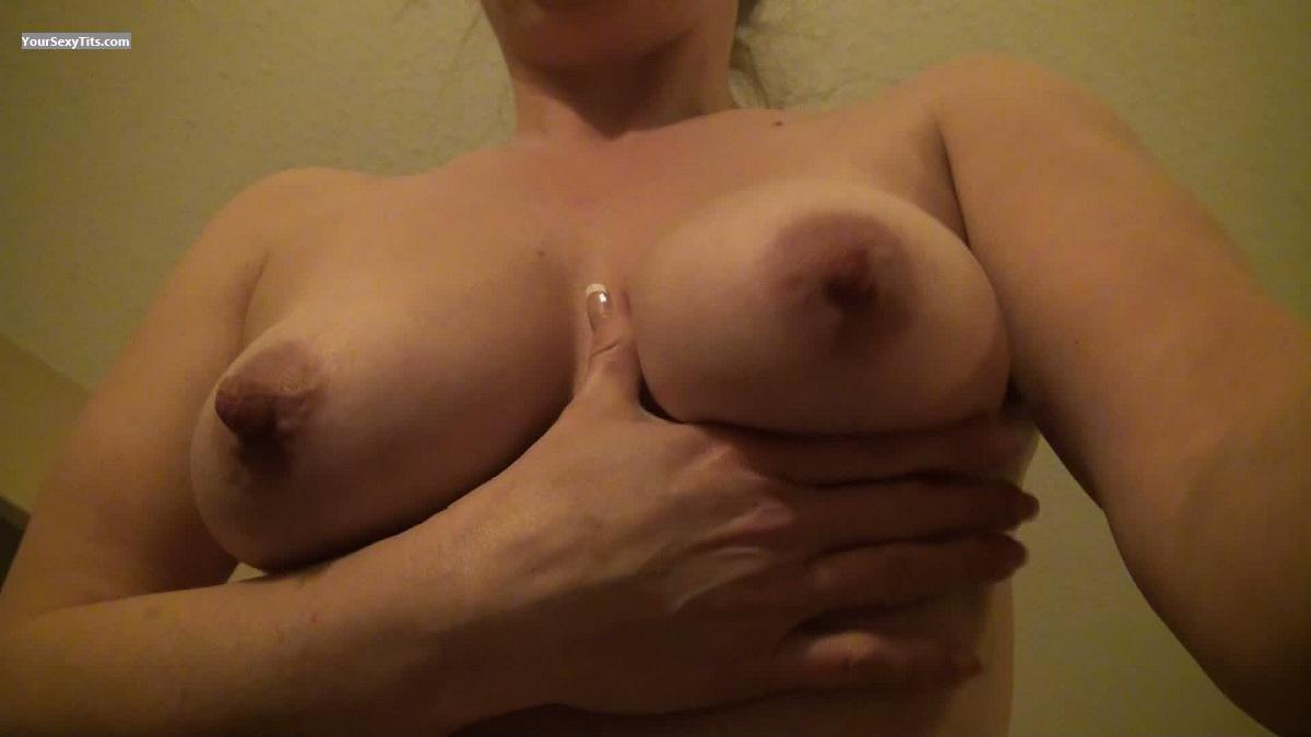 My Medium Tits Selfie by HottieKat