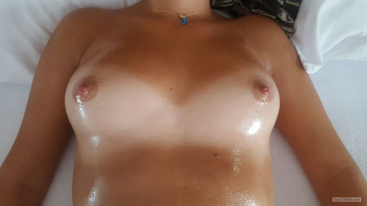 My Medium Tits Isabela