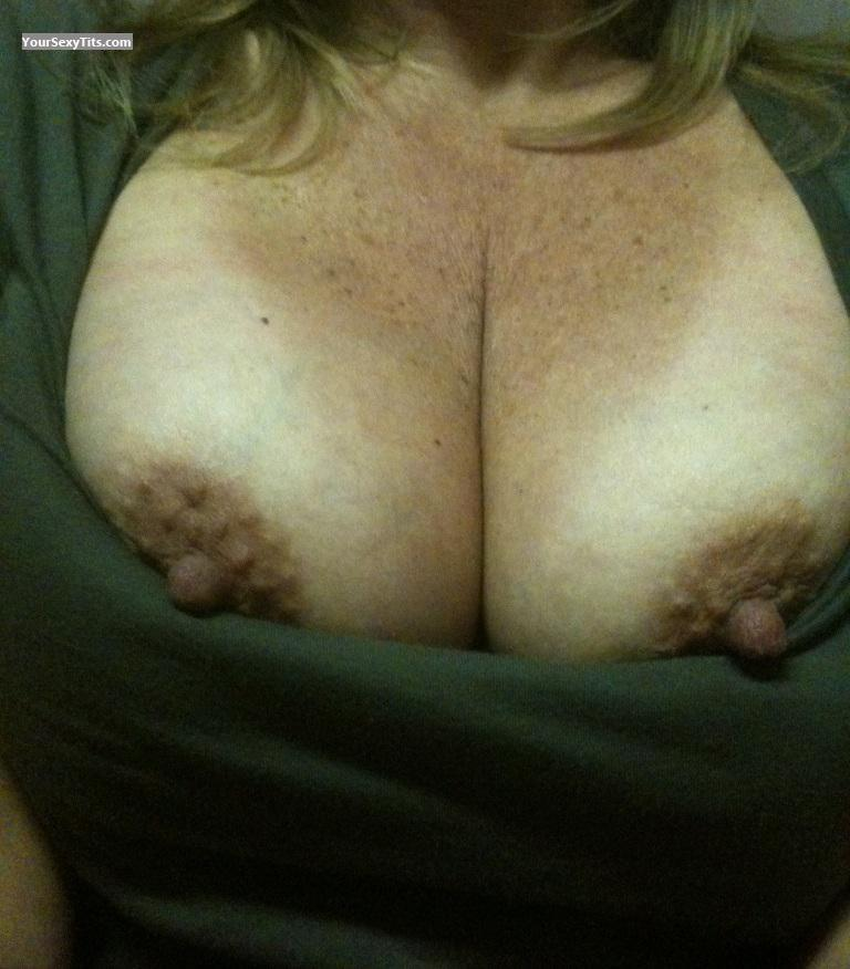 Medium Tits Of My Wife Selfie by Uncle Rico