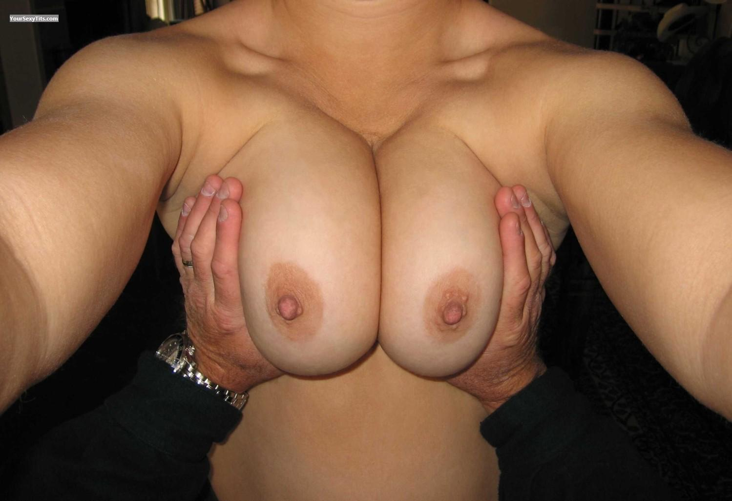 My Medium Tits Selfie by Faans Flasher