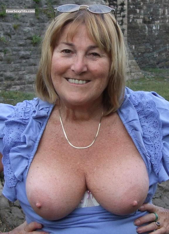 My Medium Tits Topless M