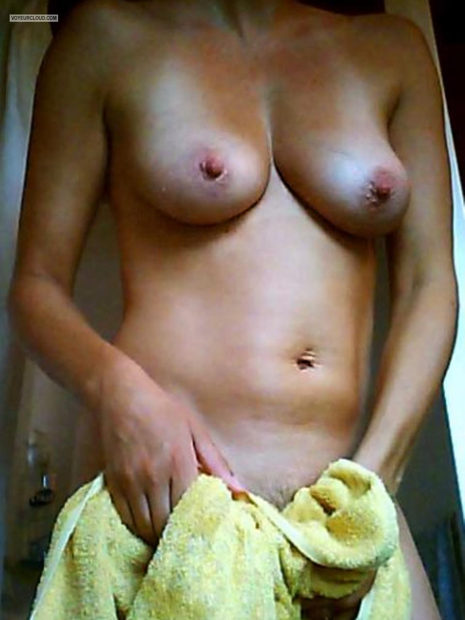 Medium Tits Of My Wife Natural