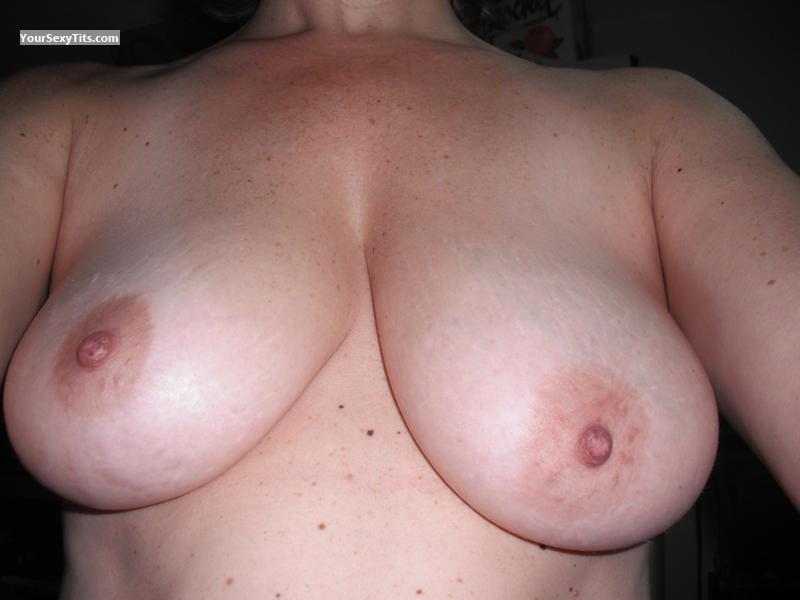 Medium Tits Of My Wife Selfie by Kimba