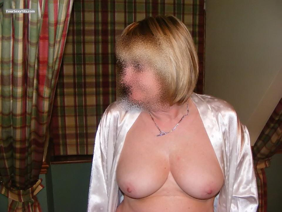 Medium Tits Of My Wife Debbie