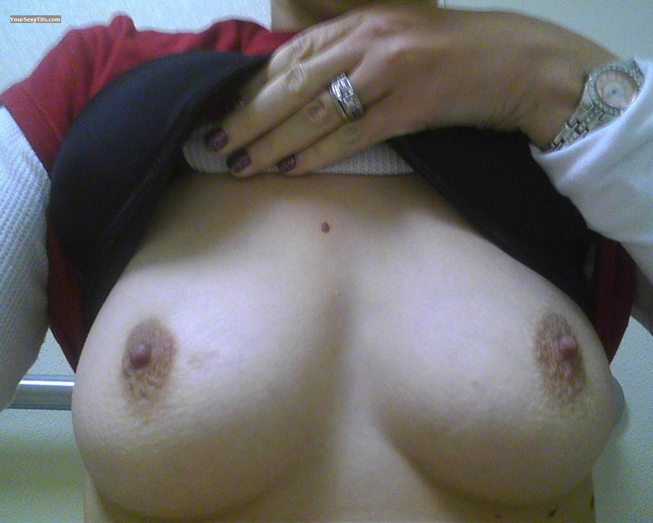 My Medium Tits Selfie by Knkycple.30