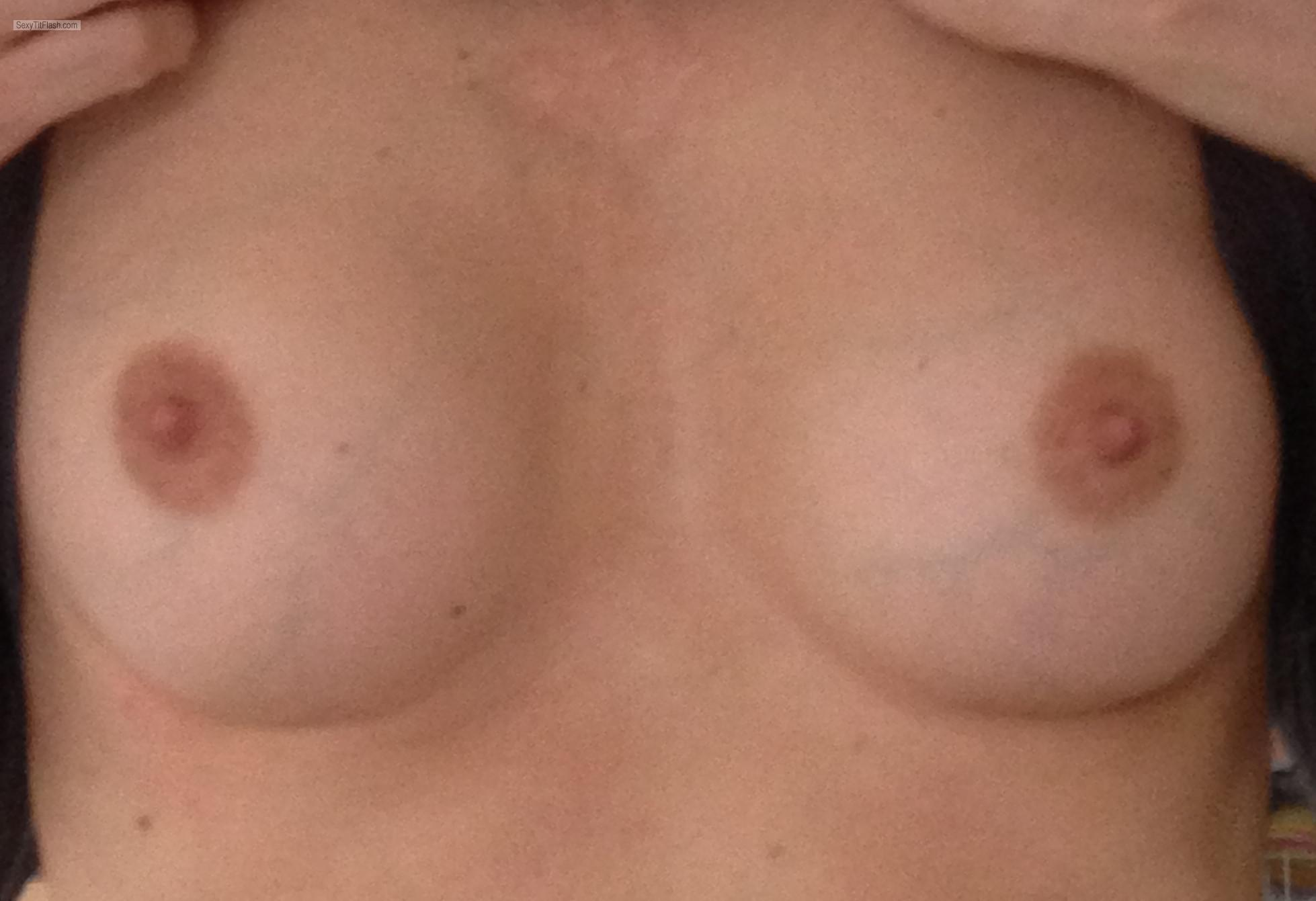 Small Tits Of My Wife Sweetie