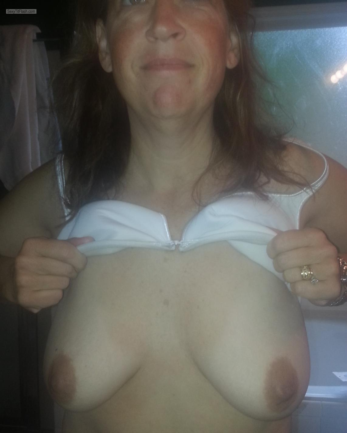 Medium Tits Of My Wife FYI