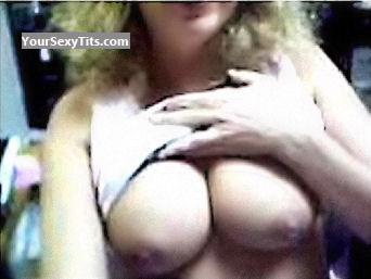 Tit Flash: Medium Tits - Princess from United States