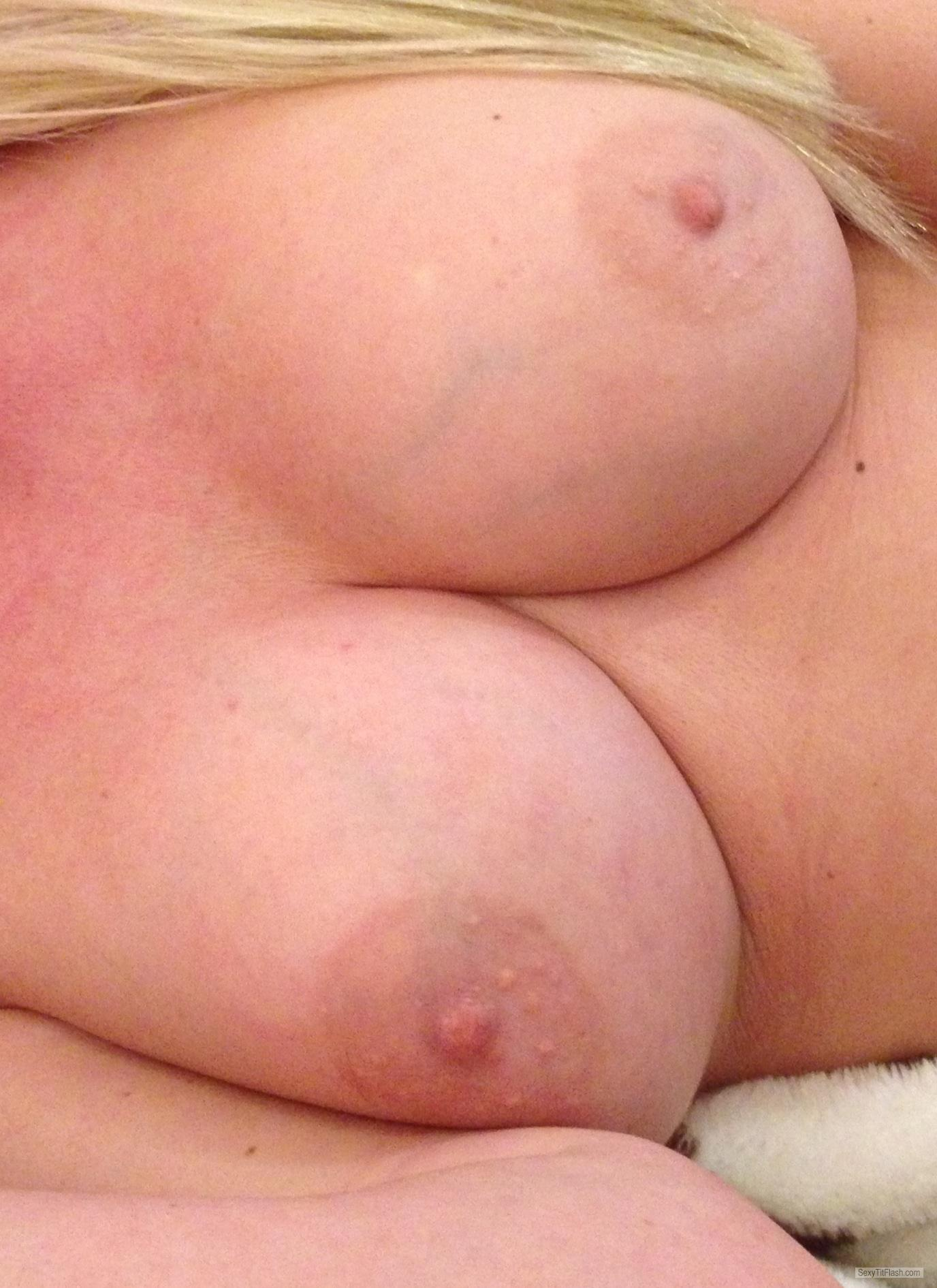 My Medium Tits Selfie by Elizabeth