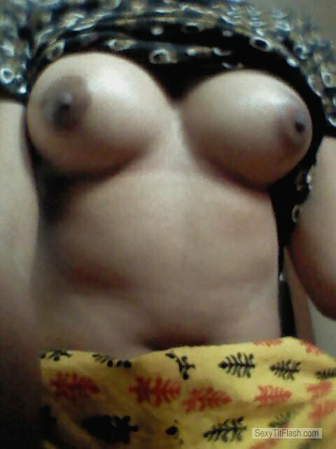 My Medium Tits Topless Selfie by Scissor Babe