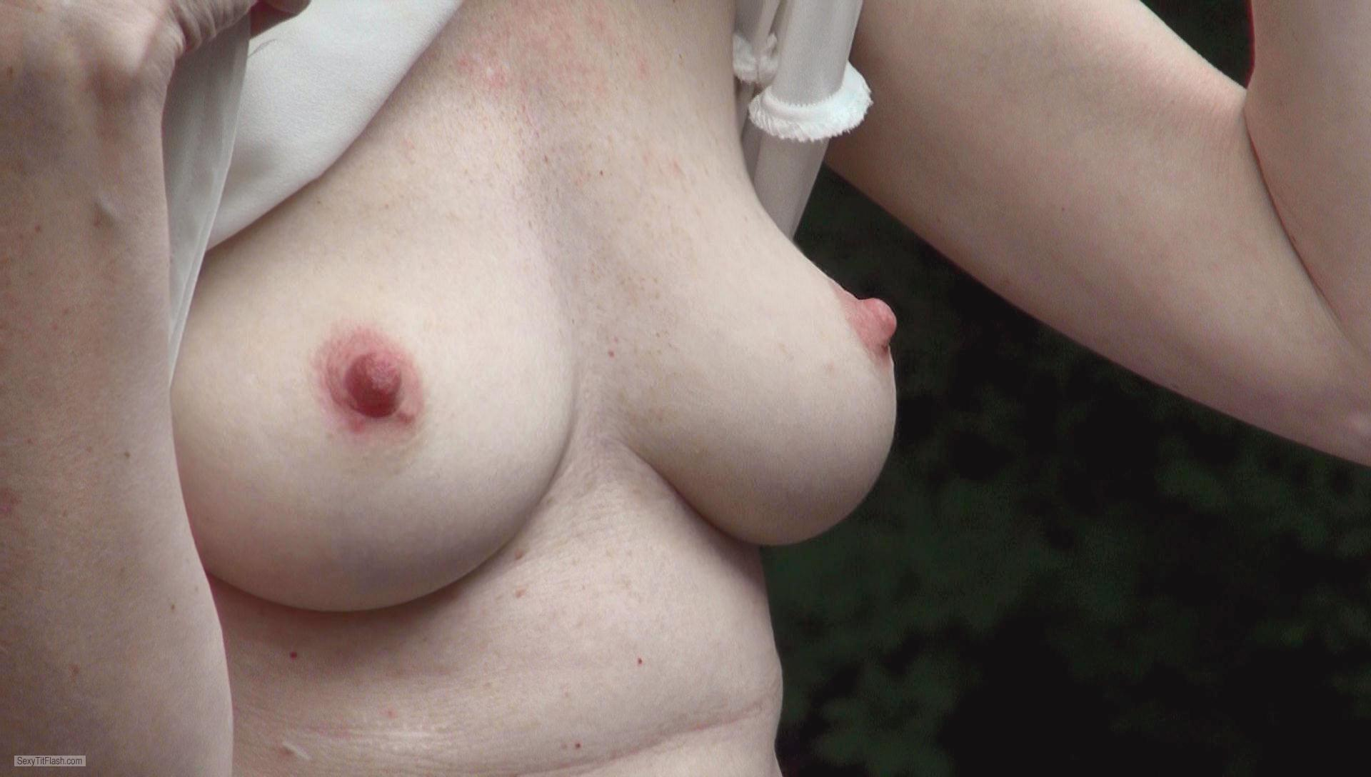 Medium Tits Of My Wife Mrs.Cayman
