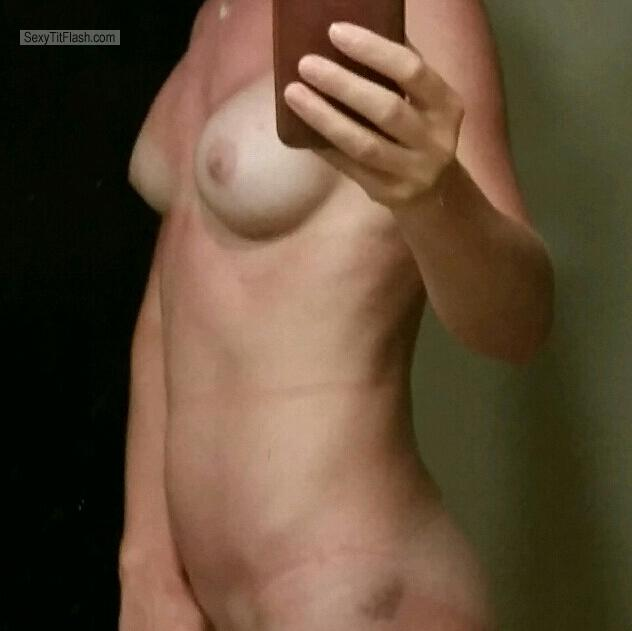 My Medium Tits Selfie by Hot Wife