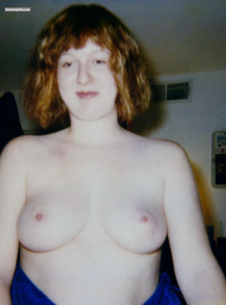 Medium Tits Topless Sweetie