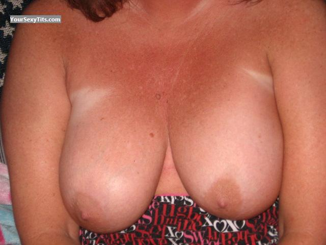 Tit Flash: Medium Tits - Kitty2 from United States