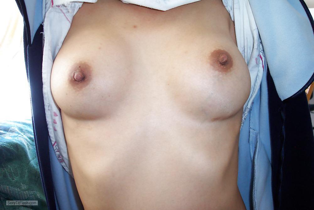 My Medium Tits Selfie by Orientalpervert
