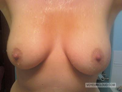Medium Tits Of My Wife Selfie by Roxann
