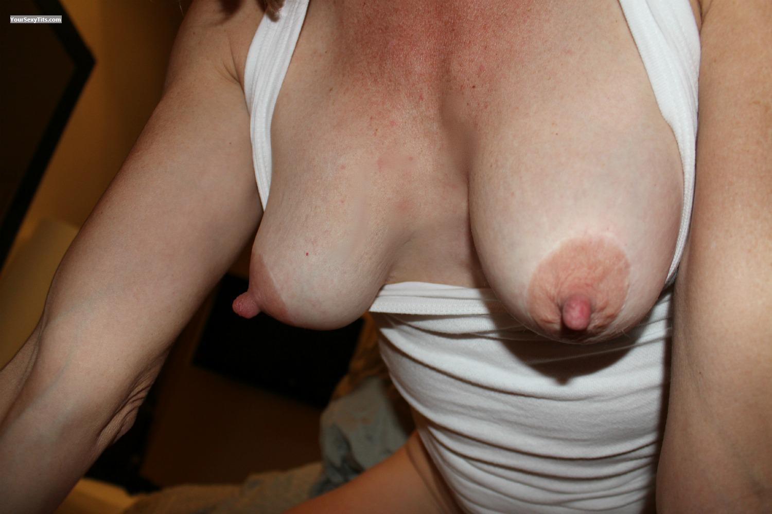 Impossible. Nude wifes puffy nipples remarkable, rather
